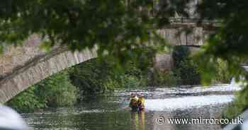 Tragedy as body of 16-year-old boy recovered from river in country park