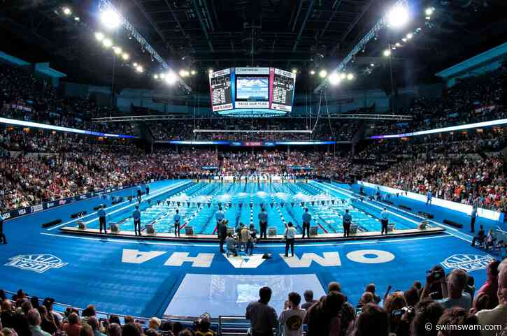 Swimming's TopTenTweets: Craving the Blue Rubber Matting