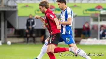 Freiburg kommt der Europa League näher: 2:1 gegen Hertha - Süddeutsche Zeitung