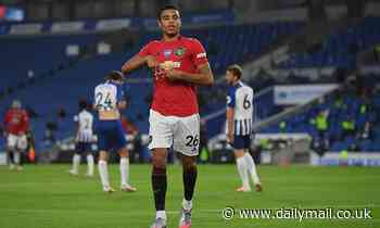 Sir Alex Ferguson was right, the whole world will soon know Man United star Mason Greenwood's name
