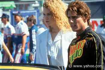 'Days of Thunder' at 30: Nicole Kidman looks back at racing film that introduced her to ex Tom Cruise - Yahoo Entertainment
