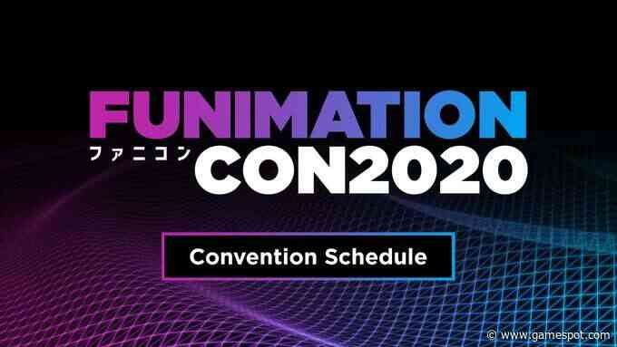Free Digital Anime Convention FunimationCon Reveals Full Schedule