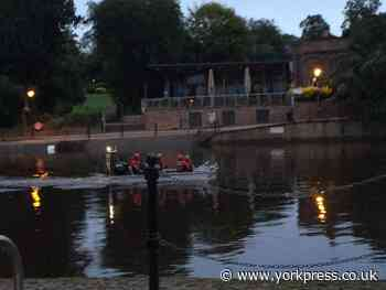 York Rescue Boat joins search for missing Nick Gunnell