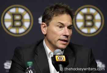 Bruins News & Rumors: NHL Hub City, Player Playoff Availability & More