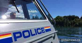 RCMP, conservation officials rescue Manitoba beachgoers stranded on inflatable raft