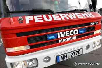 Remshalden-Grunbach: Ausströmender Wasserdampf löst Feuerwehreinsatz aus - Blaulicht - Zeitungsverlag Waiblingen