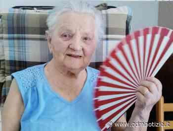 CHIARAVALLE / Amelia Rocchetti compie 100 anni - QDM Notizie
