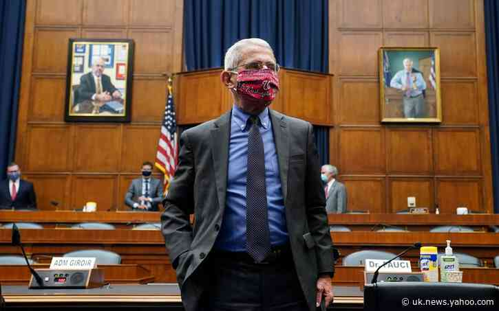 America could reach 100,000 daily coronavirus cases, warns Dr Anthony Fauci