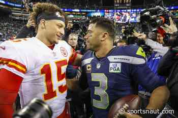 Patrick Mahomes, Russell Wilson issue statements against racism, promoting love - Sportsnaut