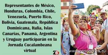 Abrazo internacional en el guateque mayor (+video) - Periódico 26