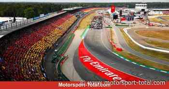F1-Kalender 2020 nimmt Formen an: Mugello fast fix, Hockenheim Ersatz - Motorsport-Total.com
