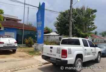 Preso homem que aplicou golpe 'gravata' e roubou idoso em Santa Isabel do Rio Negro - Manaus Alerta