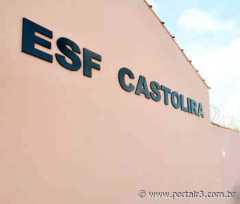 ESF do Castolira inicia atendimento em Pindamonhangaba; veja fotos e vídeo - PortalR3