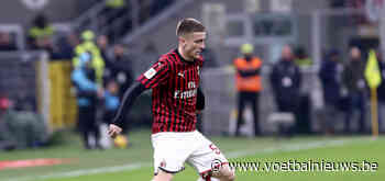 Saelemaekers helpt AC Milan aan late zege tegen AS Roma - VoetbalNieuws.be