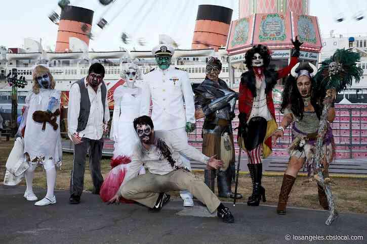 The Queen Mary Cancels 'Dark Harbor' Halloween Event