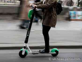 Rental electric scooters to be legal on roads for 15mph trials