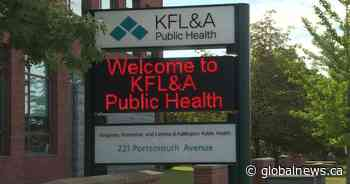 Those told to self-isolate will face $5K fine if they do not: KFL&A Public Health