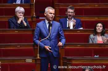 """Barentin. Christophe Bouillon, désormais ancien député: """"Le plus dur, c'est quand on vide son bureau"""" - Le Courrier Cauchois"""