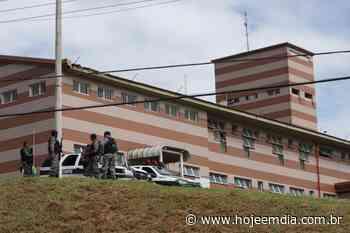 Idoso com Covid-19 morre no Ceresp Gameleira; presídios mineiros têm 321 infectados - Hoje em Dia