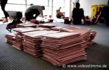 Im Harz schneller zum Stimmzettel - Volksstimme
