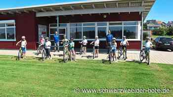 Horb a. N.: Fahrradprüfungen fallen ins Wasser - Schwarzwälder Bote