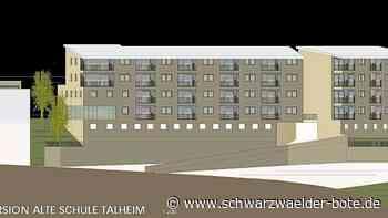Horb a. N.: Götz-Wohnprojekt geht in die Feinplanung - Schwarzwälder Bote