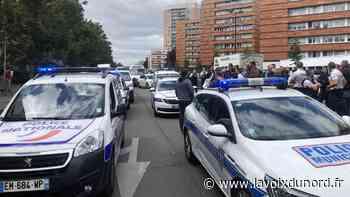 Les policiers de Roubaix et Tourcoing maintiennent la pression sur le gouvernement - La Voix du Nord