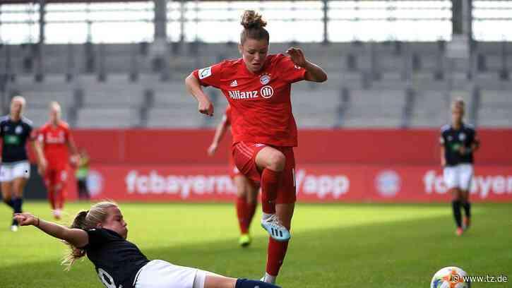 1. Bundesliga (Frauen): FC Bayern plant Angriff auf VfL Wolfsburg - tz.de