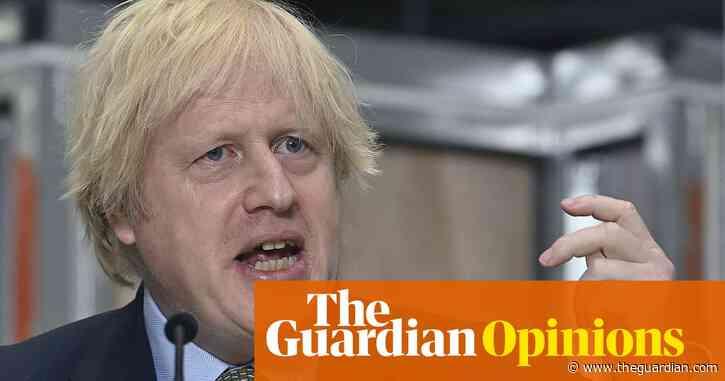 Boris Johnson's 'loose change' is hardly Roosevelt's New Deal | Larry Elliott