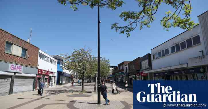 UK economy hit by sharpest fall in 41 years amid Covid-19 crisis