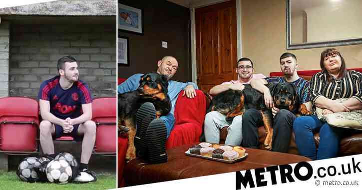 Gogglebox star Shaun Malone recalls almost dying after 'stroke' at 15 as he opens up about living with brain damage