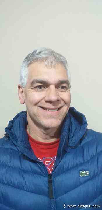 """Rubén Fabián Vergara, un """"correcaminos"""" del fútbol - Diario El Esquiu"""