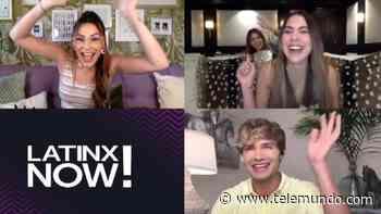 Sofía Vergara soprende a los hosts de Latinx Now! en pleno show - Telemundo
