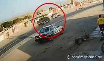 Huarmey: pareja de esposos mueren tras ser impactados por camioneta | Panamericana TV - Panamericana Televisión