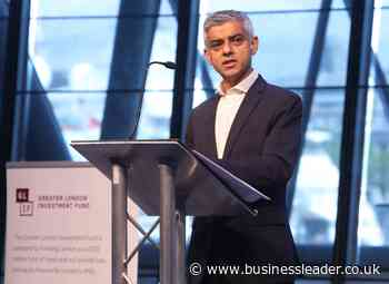Mayor of London's Greater London Investment Fund announces CBILS accreditation - Business Leader