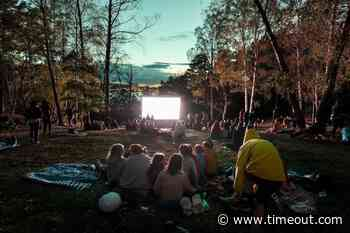 A socially distanced outdoor cinema is coming to London: no car required - Time Out London