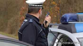 Betrunkener Italiener droht Polizei bei Neubrandenburg mit Waffen - Nordkurier