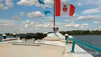 Linienschiff Rethra fährt wieder über den Tollensesee - Nordkurier