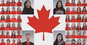 Vocal group Revv52 re-imagines 'O Canada' to reflect spirit of reconciliation