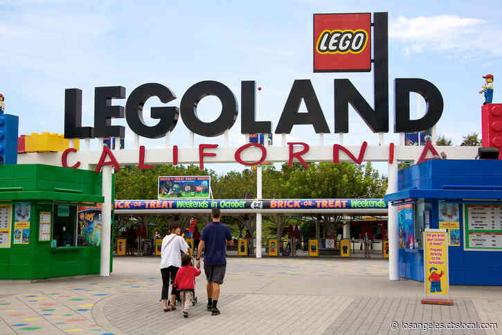 Legoland Will Not Reopen Before August 1 Due To 'Constantly Changing Coronavirus Situation'