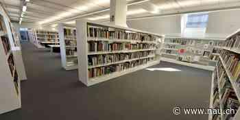 Eröffnung der Open Library Bibliothek - Nau.ch