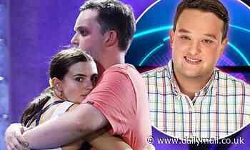 Big Brother's Kieran Davidson sends heartfelt goodbye to fellow housemate Hannah Campbell