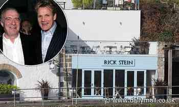 Gordon Ramsay 'in talks to take over Rick Stein's Cornwall restaurant' despite angering locals