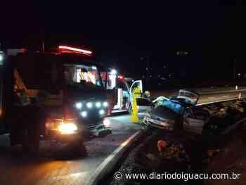 Homem fica com ferimentos graves em acidente em Pinhalzinho - Portal DI Online