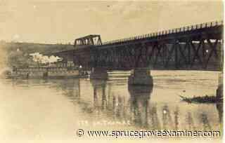 Weekly Ponderings: Rivertown bridges – over troubled waters (Part 4) - Spruce Grove Examiner
