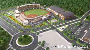Edmonton Prospects release renderings for new Spruce Grove ballpark - CTV News Edmonton