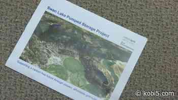 Klamath County approves tax break for Swan Lake Pumped Storage project - KOBI-TV NBC5 / KOTI-TV NBC2