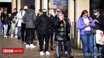 Coronavirus: Edinburgh's shoppers 'ecstatic' as stores reopen
