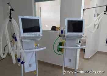 Hospital 18 de Dezembro em Arapoti recebe quatro respiradores - Folha Extra