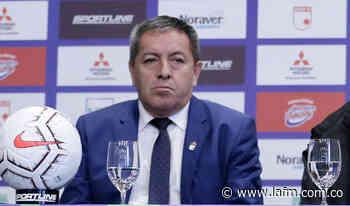 Presidente de Santa Fe asegura que no es opositor en Dimayor - La FM